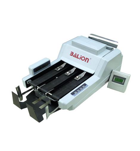 Máy đếm tiền đơn chức năng BALION NH-312